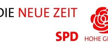 In die neue Zeit - SPD Hohe Geest
